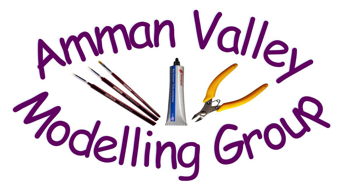 Amman Valley Modelling Group Header